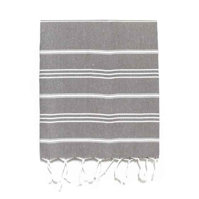Traditional Turkish Hand Towel - Coffee