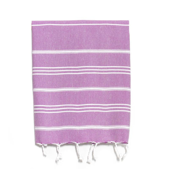 Traditional Turkish Hand Towel - Lilac