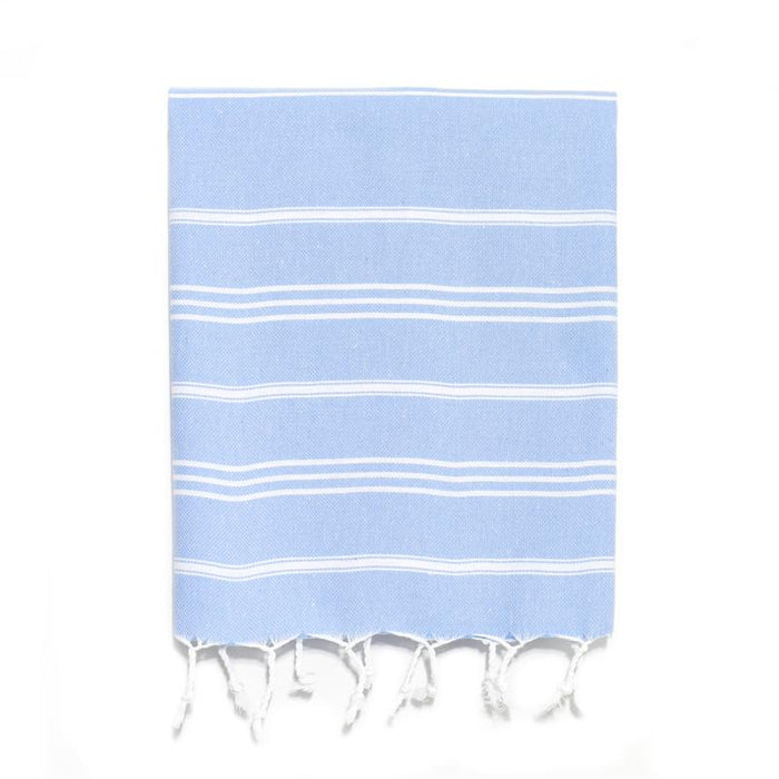 Traditional Turkish Hand Towel - Sky