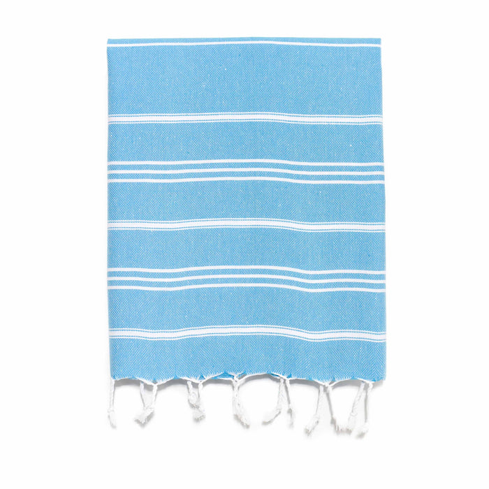Traditional Turkish Hand Towel - Turquoise