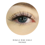 Miracle Mink Single - Single Lash Package