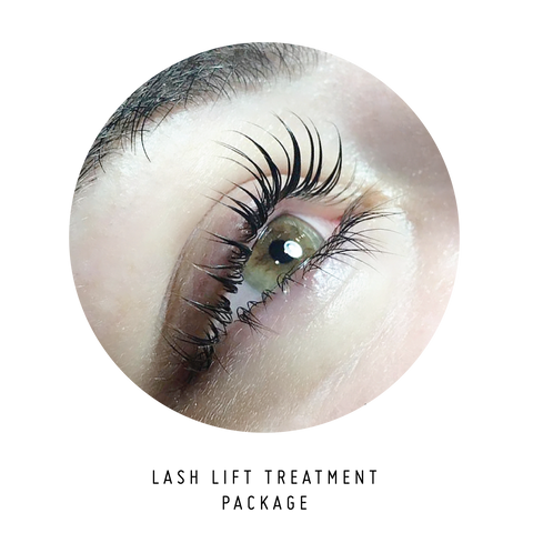 Lash Lift Treatment - Lash lift Package