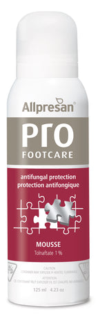 Allpresan Pro Footcare Mousse (with anti-fungal protection)