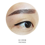 6D Brow - Eyebrow Embroidery Package