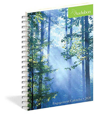 {National Audubon Society} Audubon Engagement Calendar 2020-Calendar