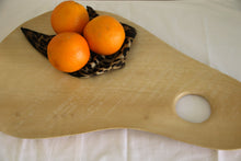 Load image into Gallery viewer, Wooden Pear Platter