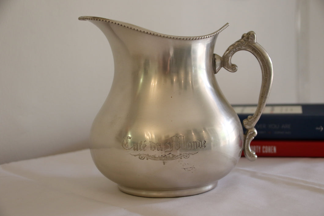 Fatty Pewter Jug
