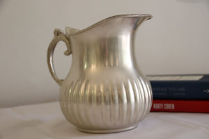 Mini Fatty Pewter Jug