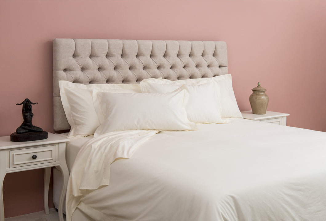 Luxury Satin Stitch Duvet Cover