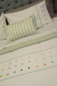 Spotty Dots Flat Sheet