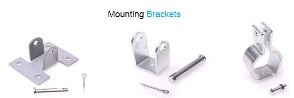 Mounting Brackets for linear actuators