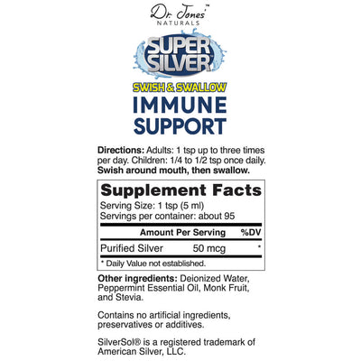 Swish and Swallow Immune Support