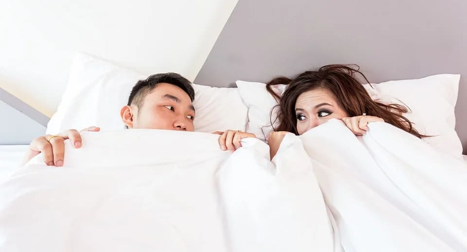 Comment dormir en couple?