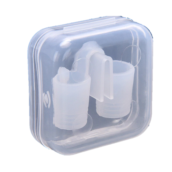 Clip Nasal Anti-Ronflement en SIlicone