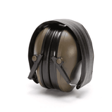 casque anti-bruit marron