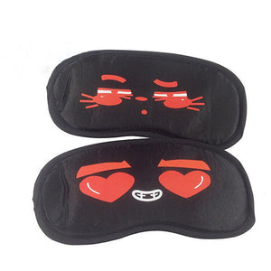 Masque de Nuit Original Love - Lot de 2