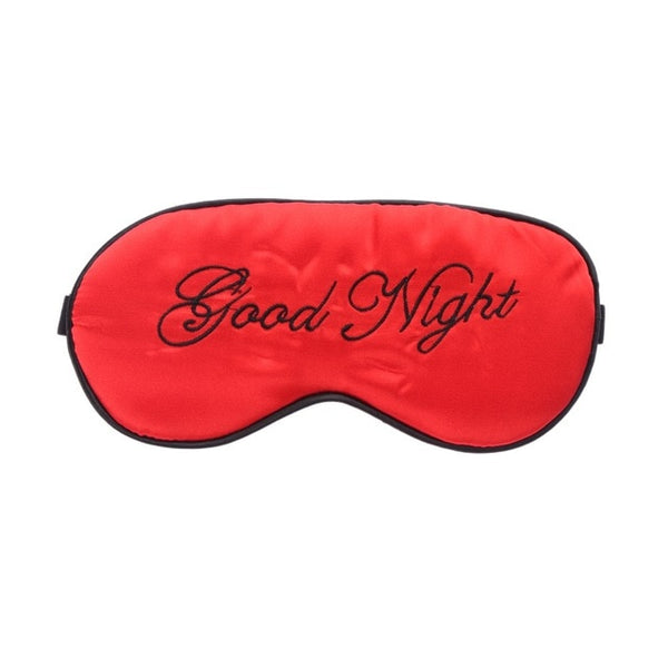 masque nuit rouge