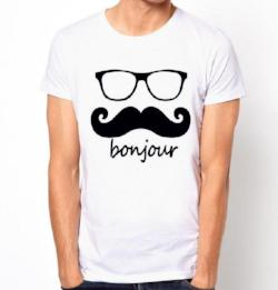 Bonjour Mustache Glasses - hair-grow-kit