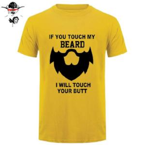 If You Touch My Beard I Will Touch Your Butt - hair-grow-kit