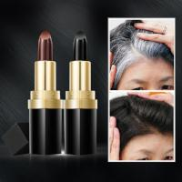 Touch Up Hair Color for temporary cover of white hair - hair-grow-kit
