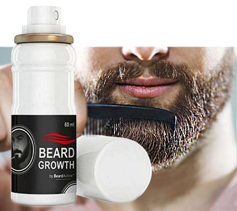 Beard Mustache Organic Growth Spray - hair-grow-kit