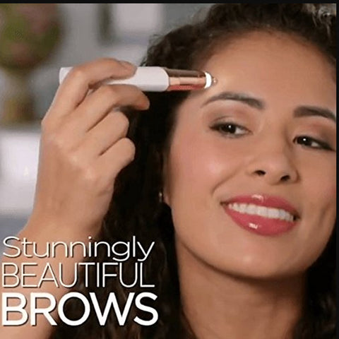 Flawless Brows Instant Hair Trimmer - hair-grow-kit