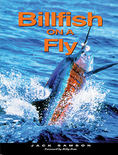 BILLFISH ON A FLY by Jack Samson