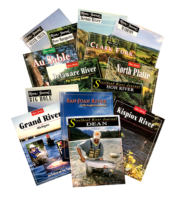 River Journal Collection (14 Books)