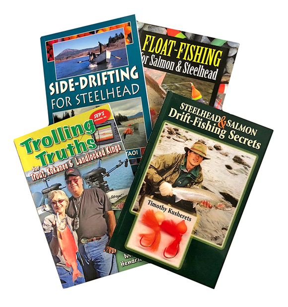 Salmon, Steelhead, Kokanee & Trout Books