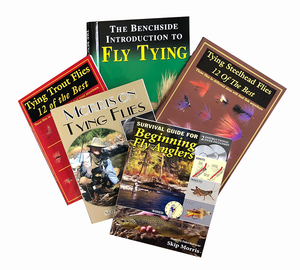 The Standard Fly Tying Book Kit