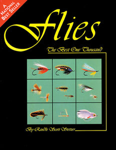 Gently used-FLIES-THE BEST ONE THOUSAND by Randle Scott Stetzer