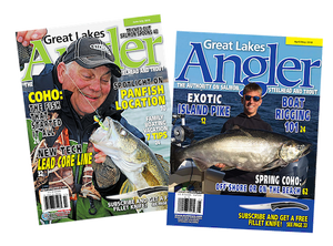 Great Lakes Angler | 1 Year Subscription