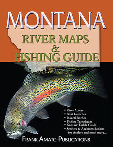 Montana River Maps & Fishing Guide