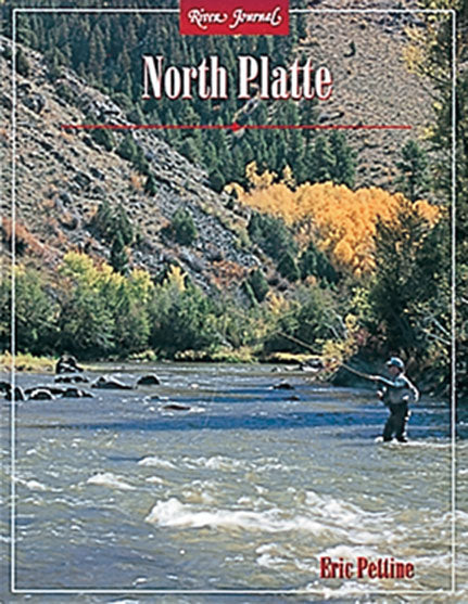 Gently used-NORTH PLATTE-RIVER JOURNAL-by Eric Pettine