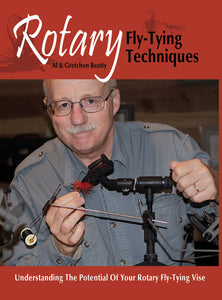 Gently used-ROTARY FLY-TYING TECHNIQUES by Al & Gretchen Beatty