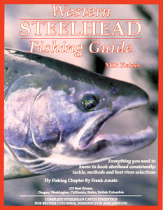 WESTERN STEELHEAD FISHING GUIDE by Milt Keizer