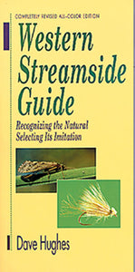 10% off-Gently used-OUT OF PRINT HB-WESTERN STREAMSIDE GUIDE by Dave Hughes