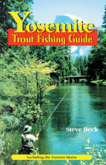 YOSEMITE TROUT FISH GUIDE by