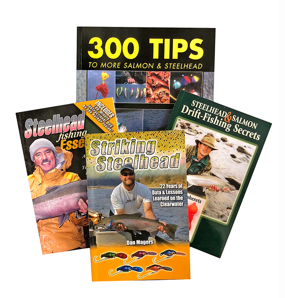 Steelhead Fever Book Collection Pack