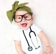 Load image into Gallery viewer, Stethoscope Shortsleeved Onesie