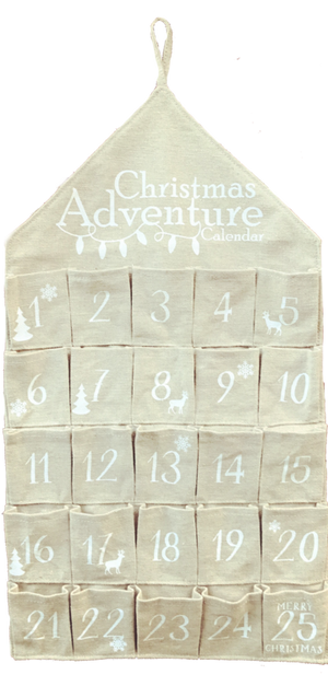 Newlywed Christmas Adventure Calendar & Activity Cards