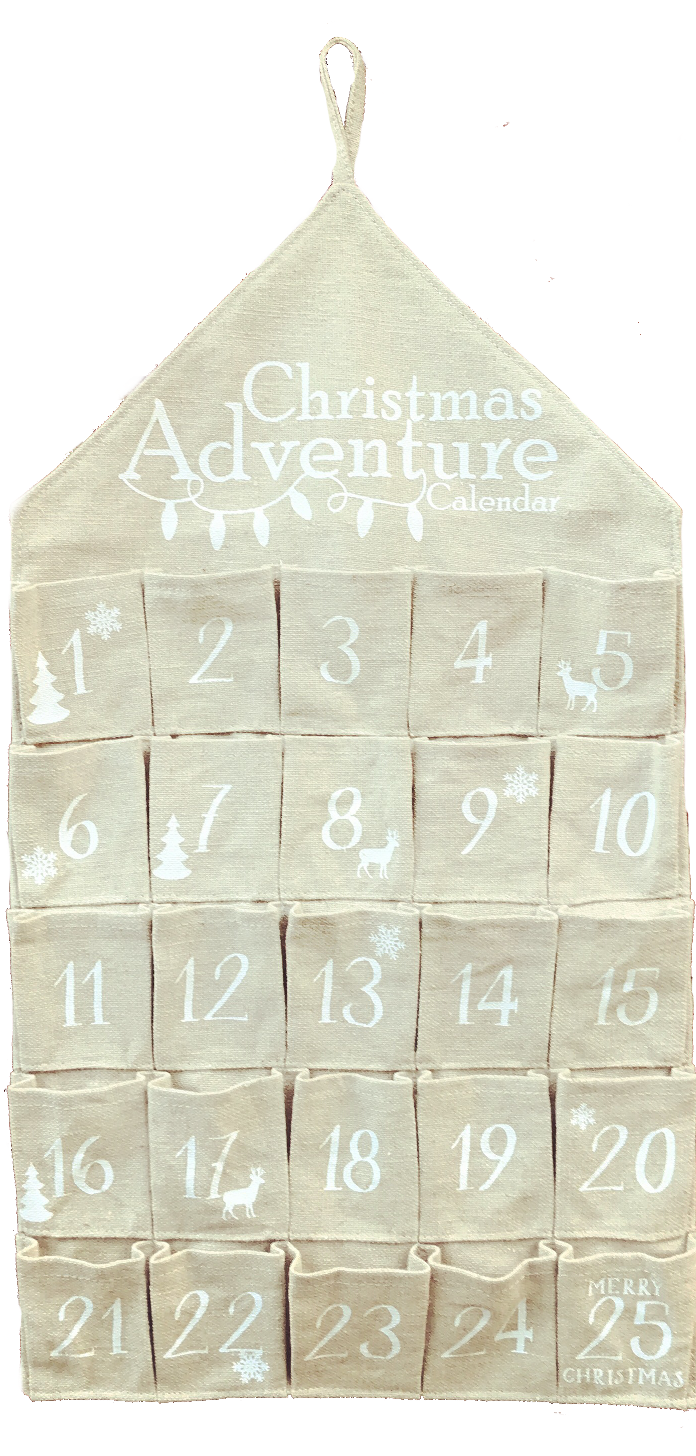 Christmas Adventure Calendar & Activity Cards