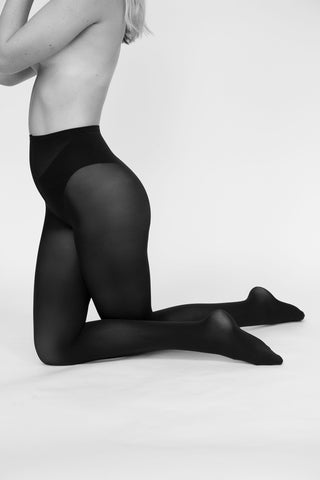 Olivia premium tights black