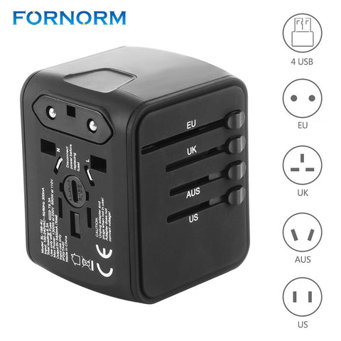 All in One International Travel Charger