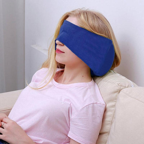 Travel Pillow Adult Neck Protection Pillow Eye Mask