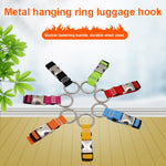 2019 NEW Luggage Strap Hook Jacket Holder Handbag Anti-theft Anti-lost Carry Durable Gripper 55 B2Cshop