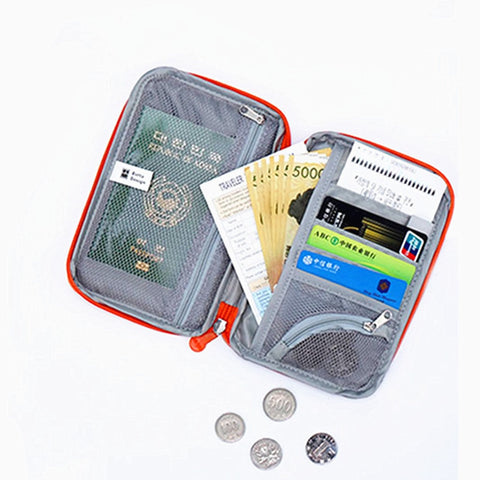 Women's Travel Passport Cover Boarding Wallets ID Credit Business Card Storage Holder Trip Purse Organizer Bag Accessory Product