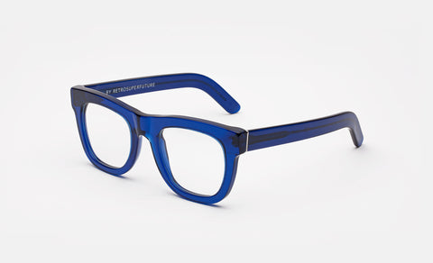 Ciccio Crystal Blue Clear Lens