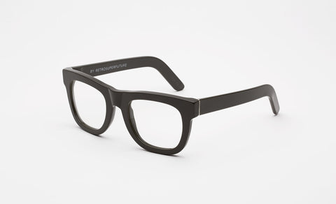 Ciccio Dark Grey Clear Lens