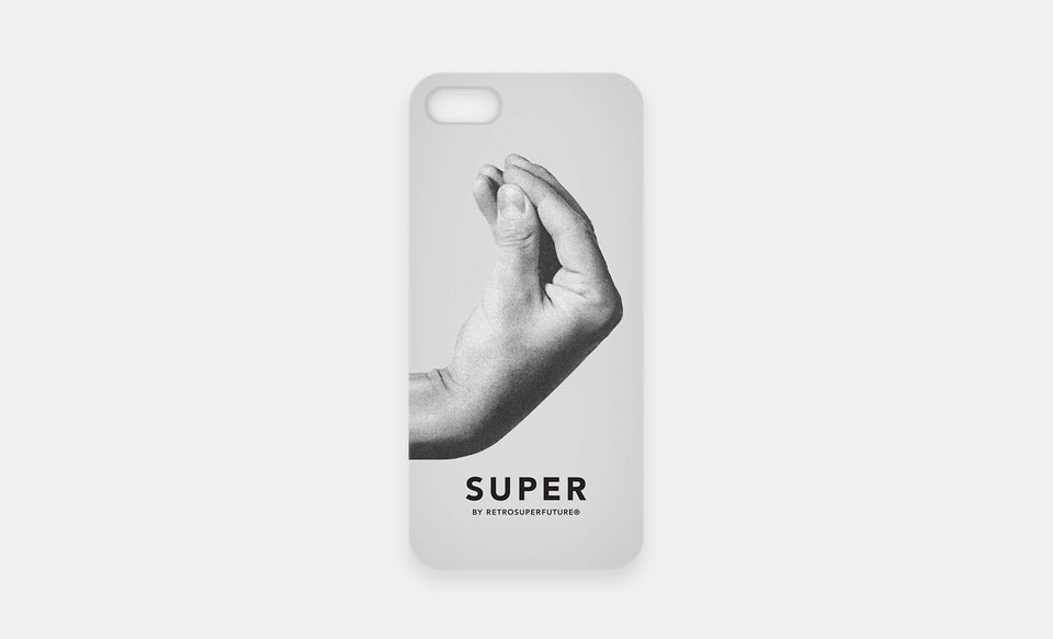 Iphone 5/5s Cover CHE VUOI
